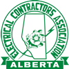 Electrical Contractors Association Alberta logo