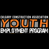 Calgary Construction Association Youth Development Program logo