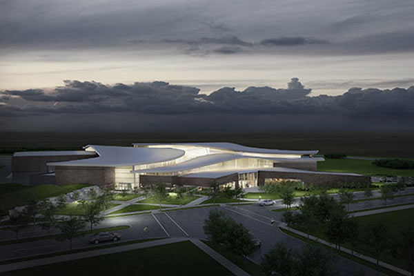 Seton Recreation Centre - featured electrical project