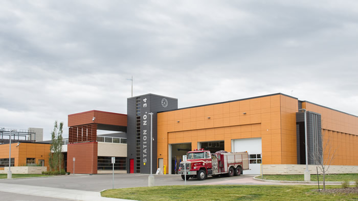 Photo of Royal Vista Emergency Response Station - Trimen Electric feature project